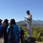Mexicano recibe medalla por aportaciones a la vulcanología