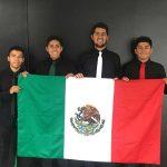 Mexicanos ganan medallas en Olimpiada de Biología