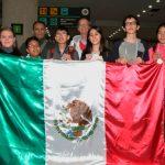 Mexicanos ganan oro en Olimpiada de Matemáticas