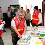 México comparte a Chile experiencias sobre manejo de incendios