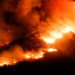 México apoya a Chile en combate a incendios forestales