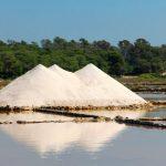 Ocupa México el 6º. lugar en producción de sal en el mundo