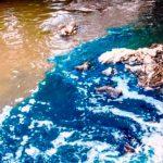 Producción de mezclilla contamina río Atoyac y envenena a pobladores