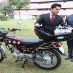 IPN desarrolla motocicleta ecológica