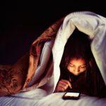 Dispositivos móviles, el nuevo enemigo del sueño