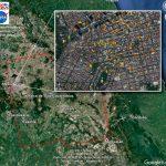 NASA desarrolla mapa con daños por sismos en México