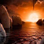 Anuncia Nasa hallazgo de sistema estelar que podría albergar vida