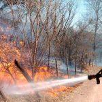 Advierten que La Niña amenaza alza de incendios forestales