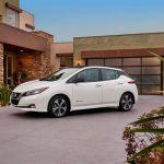 Nissan inicia pruebas para recargar vehículos por control remoto