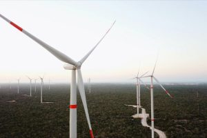 Envision Energy - Peninsula Wind Farm - Yucatan Mexico