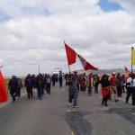 Perú vive protestas por contaminación minera