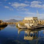 Perú y Bolivia desarrollan proyecto para la conservación del lago Titicaca