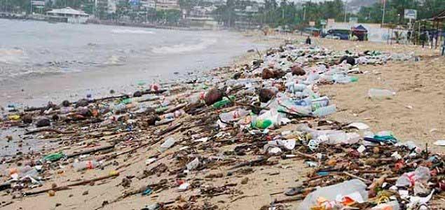 Resultado de imagen para playas de guasave sucias