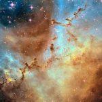 Polvo cósmico entra como burbujas a la Tierra