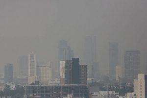 CDMX, quinta ciudad más contaminada del mundo