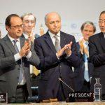 Entra en vigor Acuerdo de París