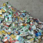 ¿Qué hay detrás del reciclaje de millones de envases de cartón?