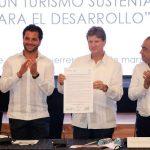Refrenda México su compromiso con el turismo sustentable