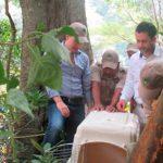 Reintroducen especies en Parque Nacional Cañón del Sumidero