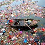 Faltan estrategias para frenar contaminación en 70% de los ríos del país
