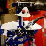 Robot hecho en México gana premio en Japón