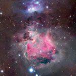 Secretos de las nubes de Orión