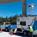 Sensores remotos revisan más de 5 mil vehículos en 3 semanas
