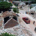Alistan tarjetas de reconstrucción para afectados por sismo