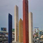 Las Torres de Satélite recibirán nuevo proyecto de iluminación
