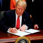 Trump intenta derogar Reglamento de Aguas Limpias