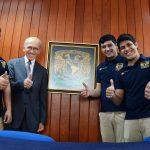 UNAM gana PetroBowl 2017, certamen internacional de ingeniería