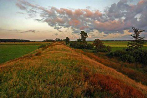 El conjunto arqueológico fronterizo de Hedeby y la Danevirke, Alemania