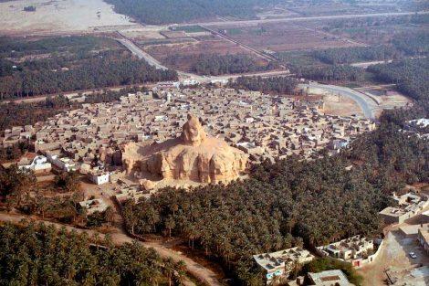 El oasis de Al Ahsa, Arabia Saudita