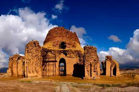 Paisaje arqueológico de Sassanid, Irán