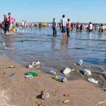 Vacaciones elevan basura en las playas