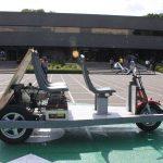Nace vehículo eléctrico que sustituiría a los bici y mototaxis