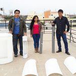 Perú crea turbina generadora de agua potable