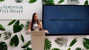 Susana Rivero, jefa de Comunicación y Responsabilidad Social de Yves Rocher.